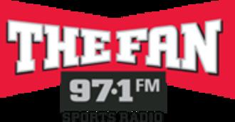 WBNS-FM - Image: Fan Logo WBNS FM Columbus Ohio