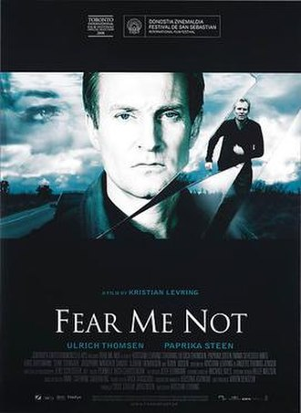 Fear Me Not - Theatrical poster