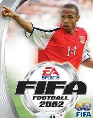 FIFA Football 2002 - Image: Fifa 2002 soccer