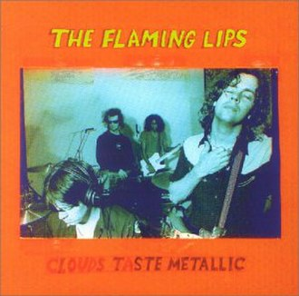Clouds Taste Metallic - Image: Flaming Lips Clouds Taste Metallic