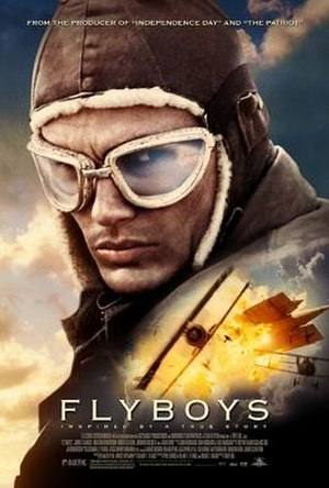 Flyboys (film) - Theatrical release poster