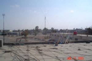 Camp Speicher - Tikrit Air Academy, Iraq (2005).