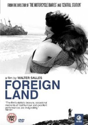 Foreign Land (film) - DVD cover