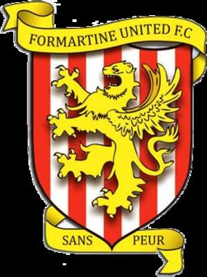 Formartine United F.C. - Image: Formartine Utd
