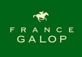 France Galop - Image: France Galoplogo