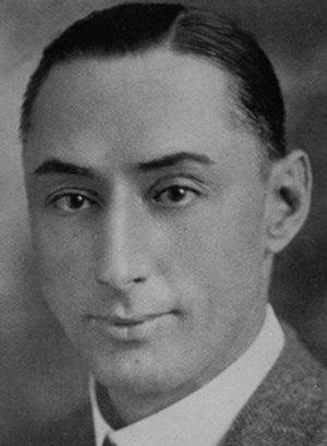 Francis Schmidt - circa 1920