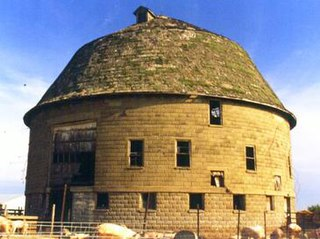 Frantz Round Barn place in Iowa listed on National Register of Historic Places