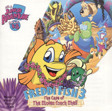Freddi Fish 3 - The Case of the Stolen Conch Shell coverart.png