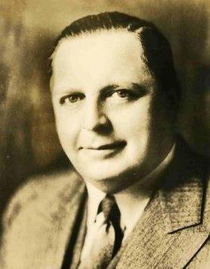 George W. Mason - George W. Mason during the 1940s