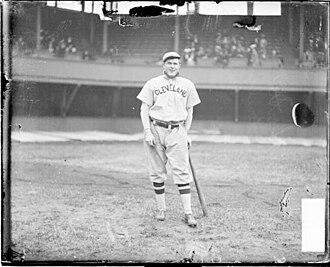 Glenn Liebhardt (1900s pitcher) - Image: Glenn Liebhardt (1900s pitcher)