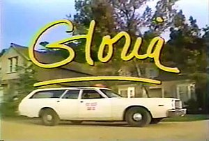 Gloria (TV series) - Image: Gloria (TV Series) Title Card
