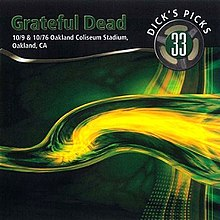 Grateful Dead - Dick's Picks Volume 33.jpg