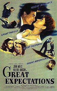 <i>Great Expectations</i> (1946 film) 1946 film by David Lean
