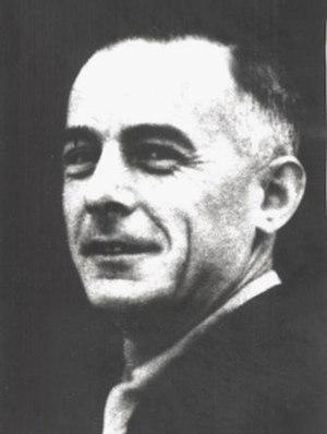 Gustav Münzberger - Gustav Münzberger, assistant to deputy commandant at TreblinkaII  (a free man, postwar photo)