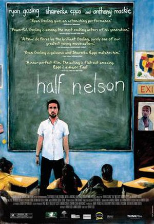 Half Nelson (film) - Theatrical release poster