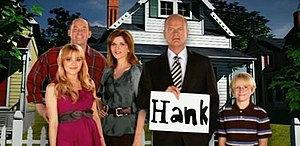 Hank (2009 TV series) - Title screen