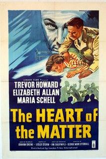 <i>The Heart of the Matter</i> (film)