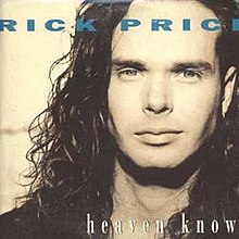 Heaven Knows (single) door Rick Price.jpg
