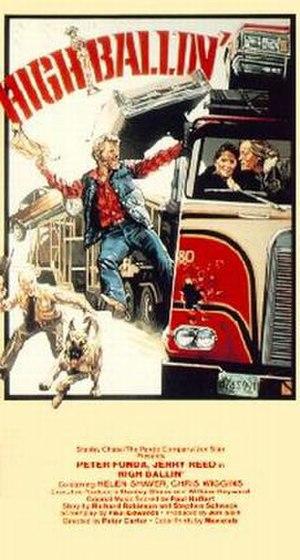 High-Ballin' - 1978 film poster