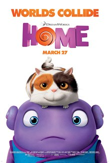 Home (2015) [Animated] [English] DM - Jim Parsons, Rihanna, Jennifer Lopez, and Steve Martin