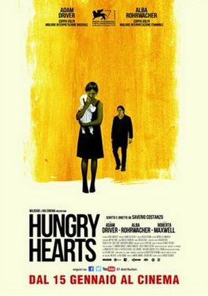 Hungry Hearts (2014 film) - Film poster