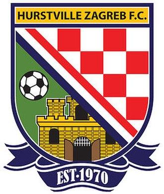Hurstville ZFC - Image: Hurstville zagreb