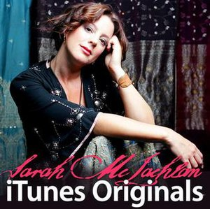 ITunes Originals – Sarah McLachlan
