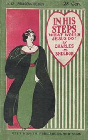 In His Steps - Image: In His Steps (Front Cover)