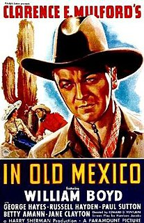 <i>In Old Mexico</i> 1938 movie