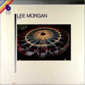 Infinity (Lee Morgan album) - Image: Infinity Lee Morgan