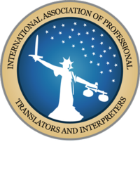 International Association of Professional Translators and Interpreters (emblem).png