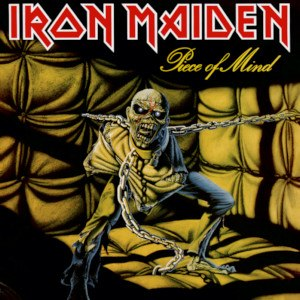 Piece of Mind - Image: Iron Maiden Piece Of Mind