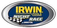 Irwin Tools Night Race logo 2010.jpg
