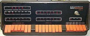 Ithaca Intersystems - This was one of the last S100 computers to have front panel switches like the original Altair.