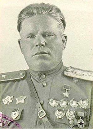 Ivan Nikitich Konev - Image: Ivan Nikitich Konev