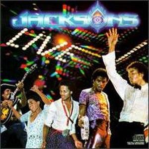 The Jacksons Live! - Image: Jacksons live