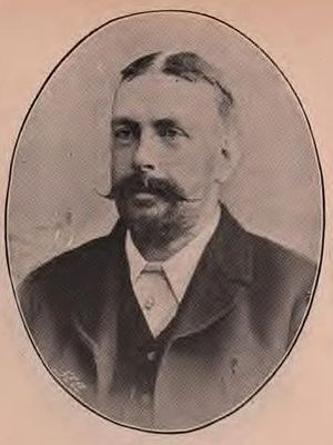 James Fortescue Flannery - Flannery in 1895.