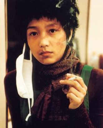 Jang Jin-young - Jang as the abused, chain smoking Sun-yeong in Sorum (2001), her first starring role for which she won several awards.
