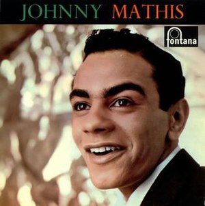 Johnny Mathis (album) - Image: Johnny Mathis Johnny Mathis 475325