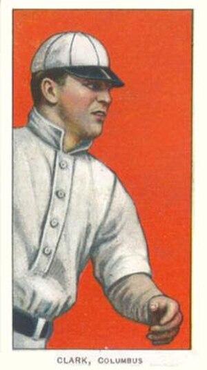Josh Clarke (baseball) - Image: Josh Clarke (baseball)