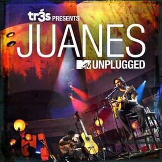 MTV Unplugged (Juanes album) - Image: Juanes MTV Unplugged