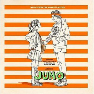 Juno soundtrack album cover