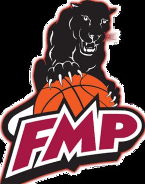 KK FMP - Image: KK FMP Železnik (logo)