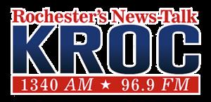 KROC (AM) - KROC-AM logo