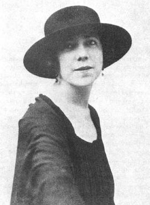 Kate Lechmere - Kate Lechmere in 1925