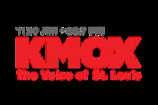 KMOX Radio station in St. Louis, Missouri