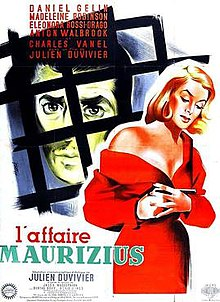 L'affaire maurizius poster.jpg