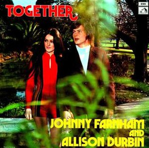 Together (John Farnham album) - Image: LP Together