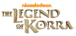 Logo for The Legend of Korra