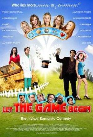 Let the Game Begin - Image: Let The Game Begin Poster